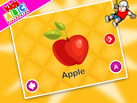 Kids ABC Flash Cards 1.15 screenshot 2077010