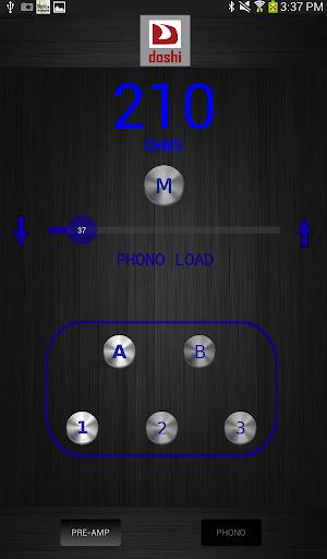 Doshi Audio Remote