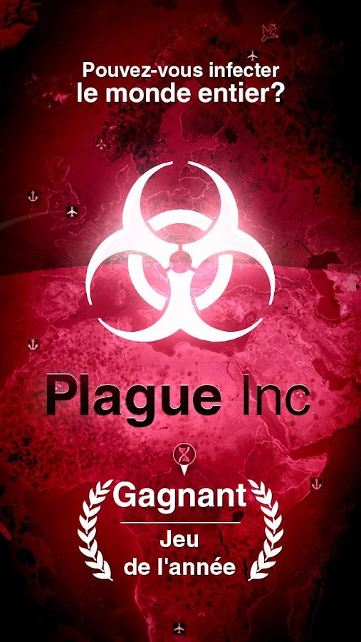 Plague Inc. – Capture d'écran