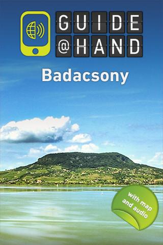 Badacsony GUIDE HAND