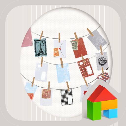더 메모리 도돌런처테마 個人化 App LOGO-APP試玩