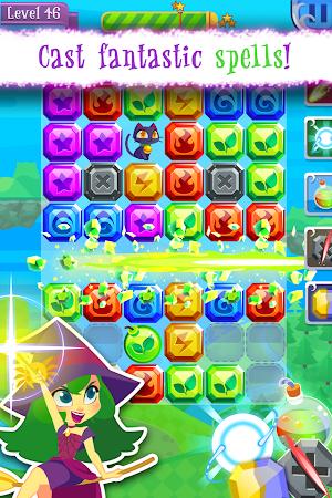 Magic Cats Journey - Match-3 1.0.1 screenshot 101709