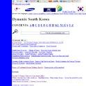 Dynamic South Korea Info logo