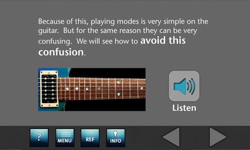 【免費音樂App】Understand Modes-APP點子