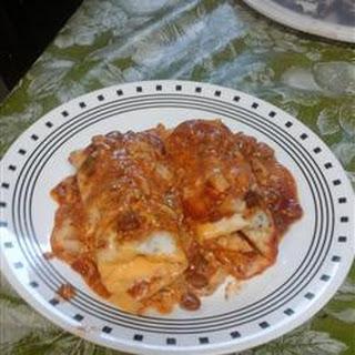 Tex-Mex Enchiladas.