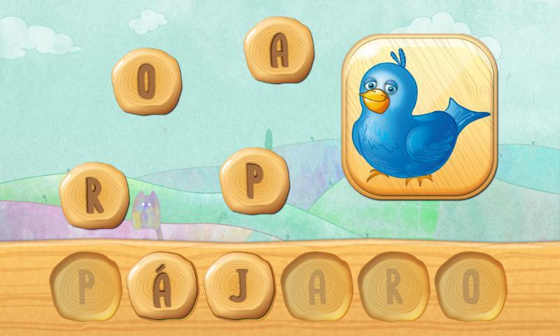 Smart Speller Spanish (Kids)- screenshot