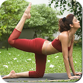 Fat Burning Easy Yoga