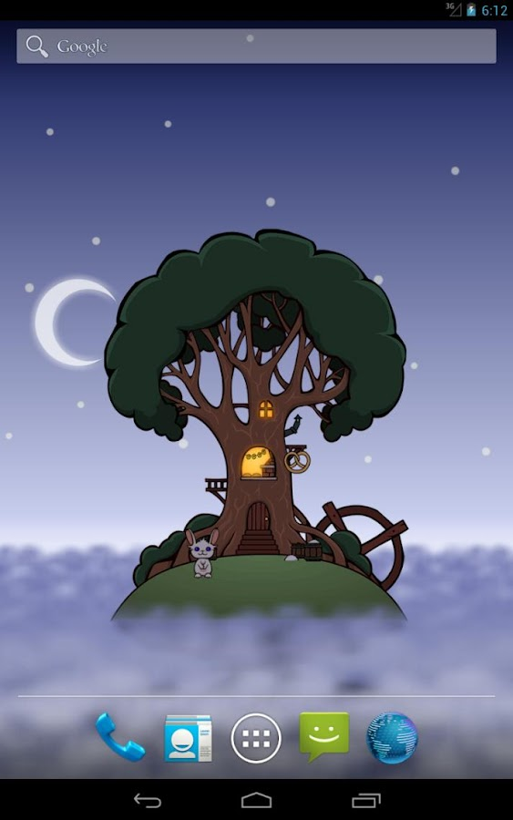 Home Tree Wallpaper Free - screenshot