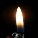 Flaming Lighter Live Wallpaper icon