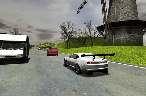 Sportcars Traffic Racing 3d