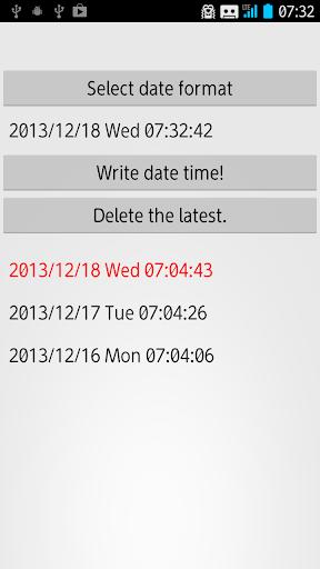 Lock Date Time Memo 1.4.1 Windows u7528 1
