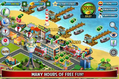 City Island Builder Tycoon MOD (Unlimited Money) 3