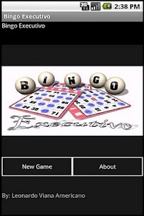 Bingo Executivo - screenshot thumbnail