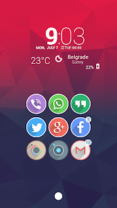 Velur - Icon Pack v6.5.0