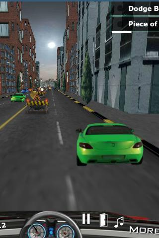 3D Furious Driver - screenshot