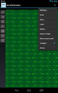 Hex Grid Renderer- screenshot thumbnail