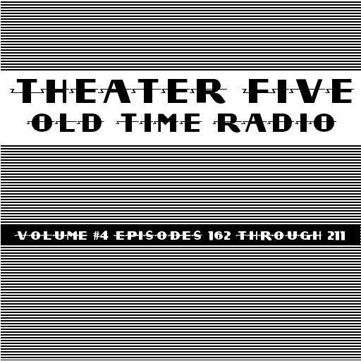 Theater Five Radio Show V. 04 LOGO-APP點子