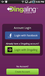Dingaling Mobile - screenshot thumbnail