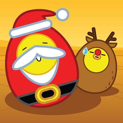 個人化必備App|I Love Egg Mas Atom (free) LOGO-綠色工廠好玩App