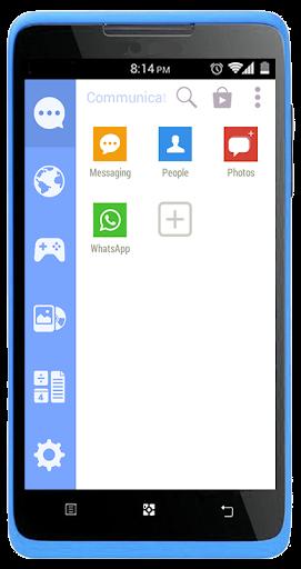 【免費個人化App】SL Unique Cyan Theme-APP點子