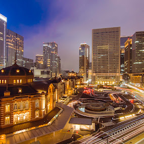 TOKYO STATION by Hamid Alhabib - Buildings & Architecture Office Buildings & Hotels