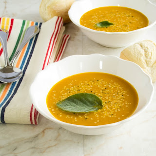 Spicy Carrot Amaranth Soup Recipe