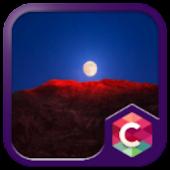 Moonlight C Launcher Theme