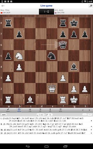 Chess - play, train & watch 1.4.4 screenshots 7