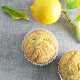 Lemon-millet muffin : gluten free.