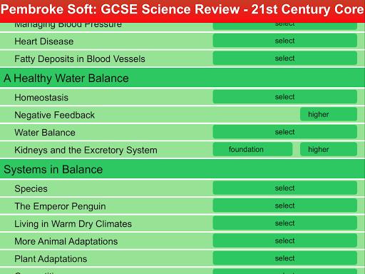 Gateway Core Science Review