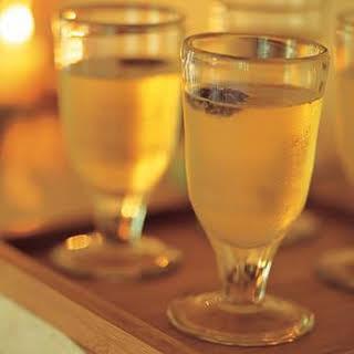 Spiced Hard Apple Cider.