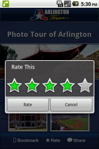 City of Arlington, TX - screenshot