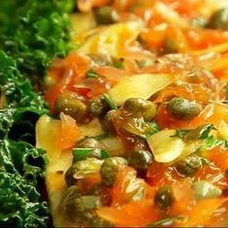 Dover Sole Meuniere with Grapefruit Recipe