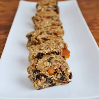 Granola and Walnut Bars.