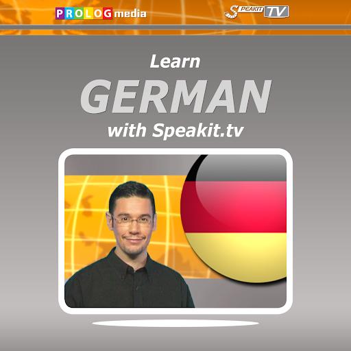 学德语 d