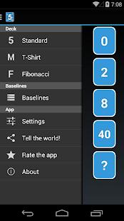 Scrum Poker Cards (Agile) - screenshot thumbnail