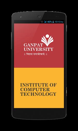 ICT Ganpat University