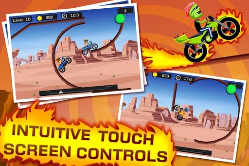 Top Bike - best physics bike stunt racing game 3.89 screenshots 2