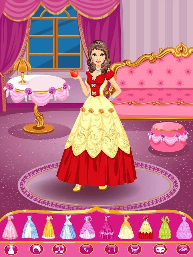 Princess DressUp Games 4 Girls - Android Apps on Google Play