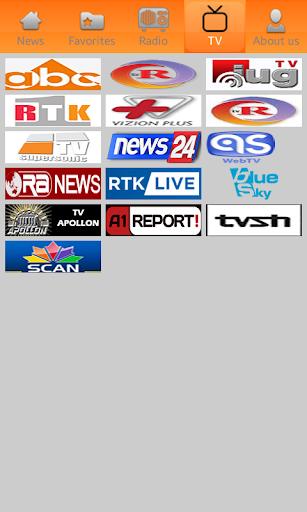 Tv Shqip Live - Albanian Tv.