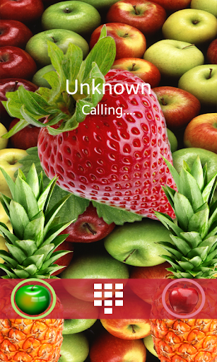 FullScreen CallerID with Voice