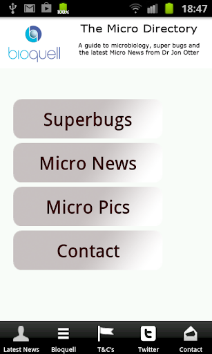 The Superbug Directory