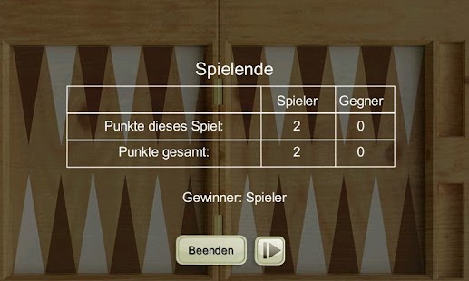 Backgammon LITE - screenshot thumbnail