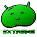 JB Extreme Launch Theme Green icon