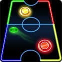 Glow Air Hockey icon