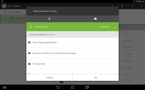 µTorrent®- Torrent Downloader v2.0.6