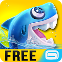 Shark Dash Free mobile app icon