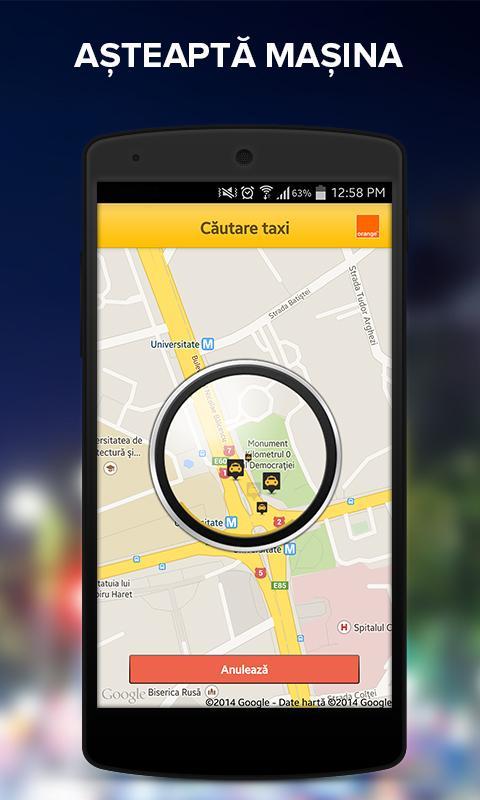 CleverTaxi - screenshot