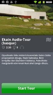 Ekain Audio-Tour- screenshot thumbnail