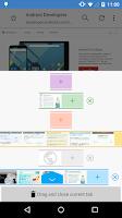 Screenshot of Sleipnir Mobile Test Version